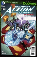 Action Comics vol 2 # 32