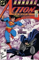 Action Comics Annual # 1