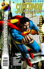 Action Comics vol 1 # 1000000