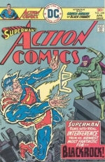 Action Comics vol 1 # 458