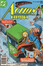 Action Comics vol 1 # 475