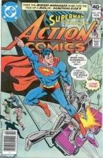 Action Comics vol 1 # 504