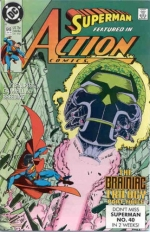 Action Comics vol 1 # 649