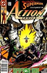 Action Comics vol 1 # 652
