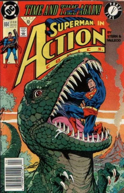 Action Comics vol 1 # 664