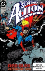 Action Comics vol 1 # 666