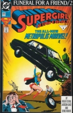 Action Comics vol 1 # 685
