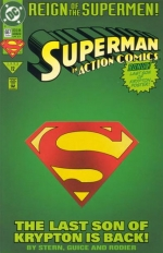 Action Comics vol 1 # 687