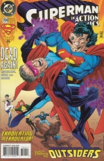 Action Comics vol 1 # 704