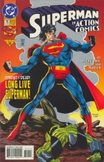 Action Comics vol 1 # 711