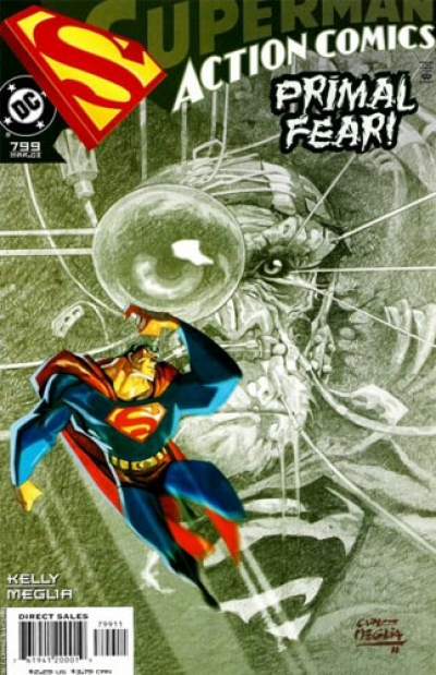 Action Comics vol 1 # 799
