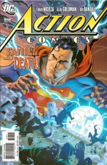 Action Comics vol 1 # 848