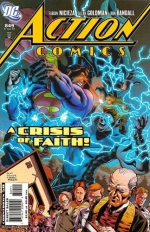 Action Comics vol 1 # 849