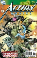 Action Comics vol 1 # 872