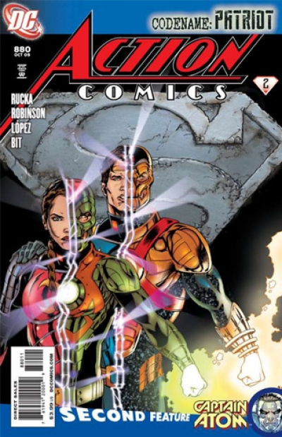 Action Comics vol 1 # 880
