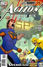 Action Comics vol 1 # 885