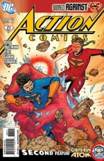 Action Comics vol 1 # 886