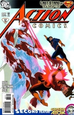 Action Comics vol 1 # 887