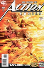 Action Comics vol 1 # 888