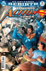 Action Comics vol 1 # 961