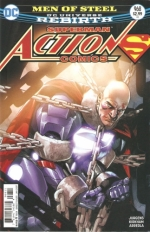 Action Comics vol 1 # 968