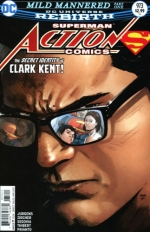 Action Comics vol 1 # 973