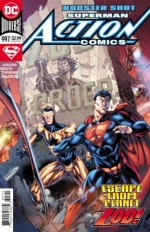 Action Comics vol 1 # 997