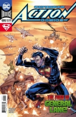 Action Comics vol 1 # 999