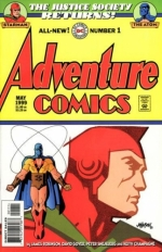 Adventure Comics vol 2 # 1