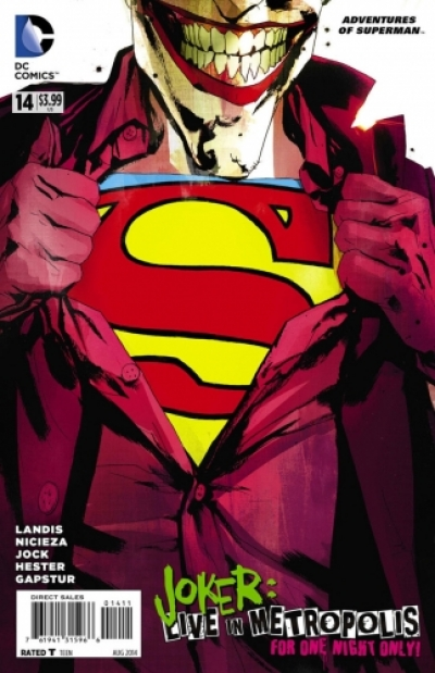 Adventures of Superman vol 2 # 14
