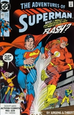 Adventures of Superman vol 1 # 463