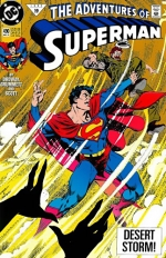 Adventures of Superman vol 1 # 490