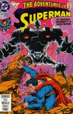 Adventures of Superman vol 1 # 491