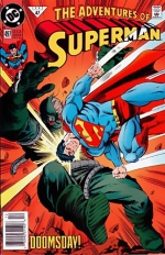 Adventures of Superman vol 1 # 497