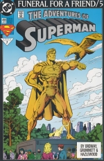 Adventures of Superman vol 1 # 499