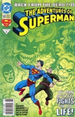 Adventures of Superman vol 1 # 500