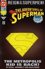 Adventures of Superman vol 1 # 501