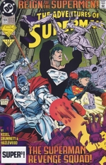 Adventures of Superman vol 1 # 504