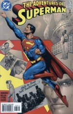 Adventures of Superman vol 1 # 573