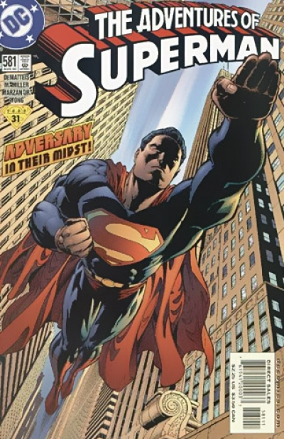 Adventures of Superman vol 1 # 581