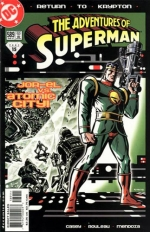 Adventures of Superman vol 1 # 589