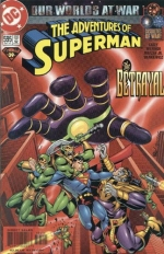 Adventures of Superman vol 1 # 595