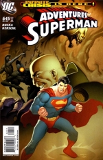Adventures of Superman vol 1 # 645