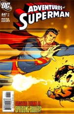 Adventures of Superman vol 1 # 647