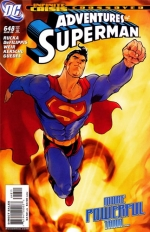 Adventures of Superman vol 1 # 648