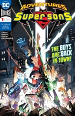 Adventures of the Super Sons # 1