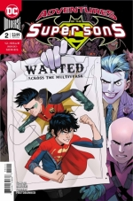 Adventures of the Super Sons # 2