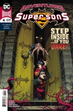 Adventures of the Super Sons # 4