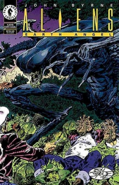 Aliens: Earth Angel  # 1