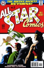All-Star Comics Vol 2 # 2
